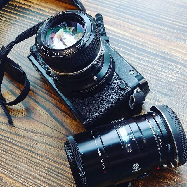 力抗夜神Noct 58mm f1.2 觀塘小物展
