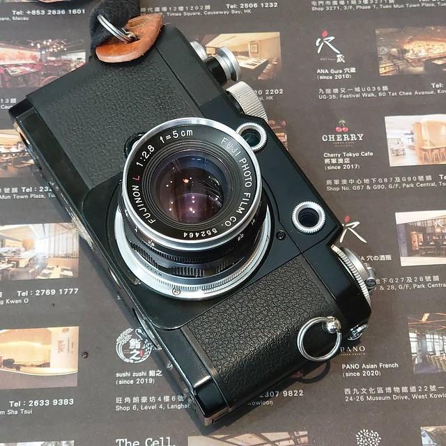 Fujinon 5cm f2.8 LTM 富士写真フイルム逸品