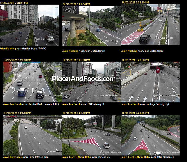 kl traffic smooth