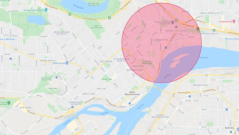 Drone Restrictions - Local