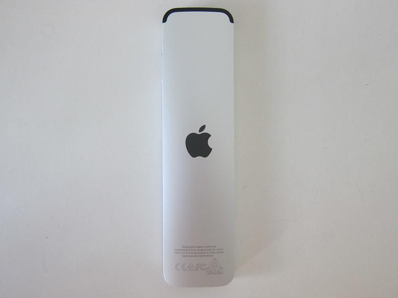 Apple TV 4K (2nd Generation) - Remote - Back