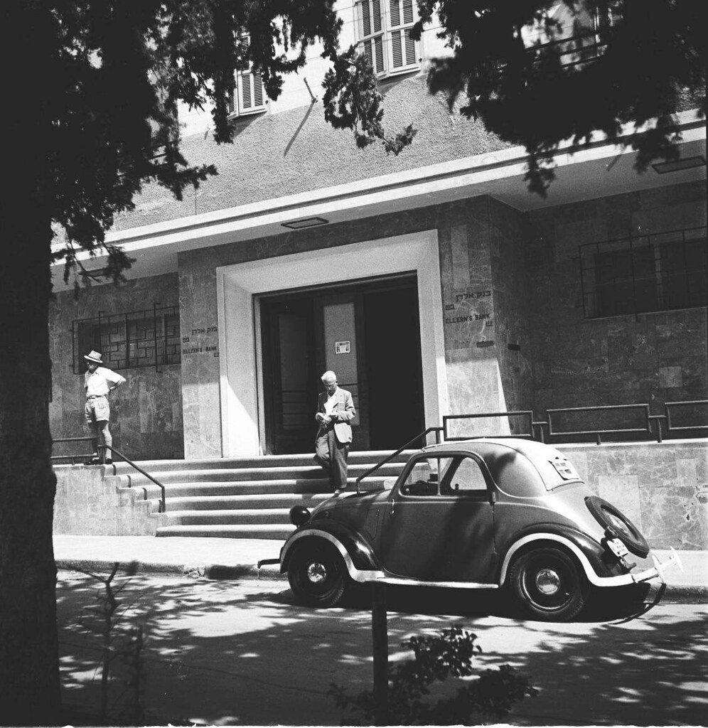 14. 1942. Вспомогательный женский корпус. Библиотека