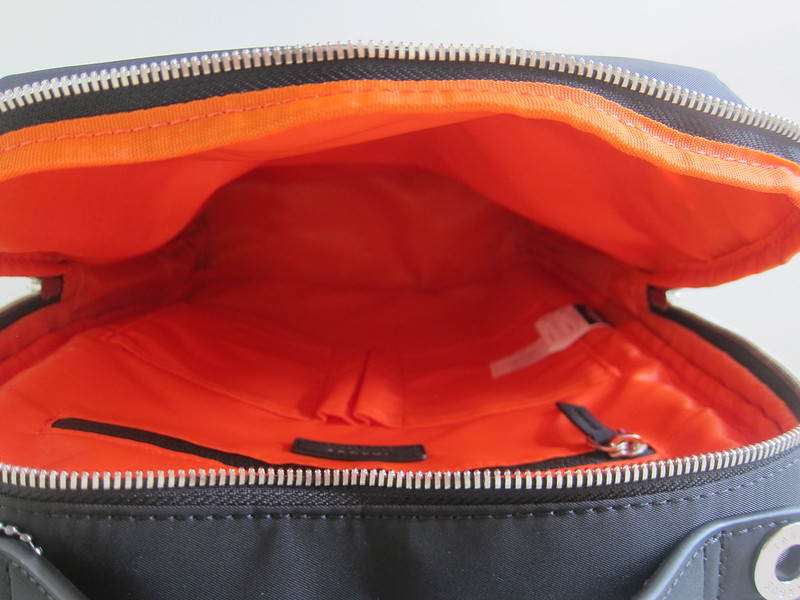 Targus 15 Inch Newport Backpack - Main Compartment
