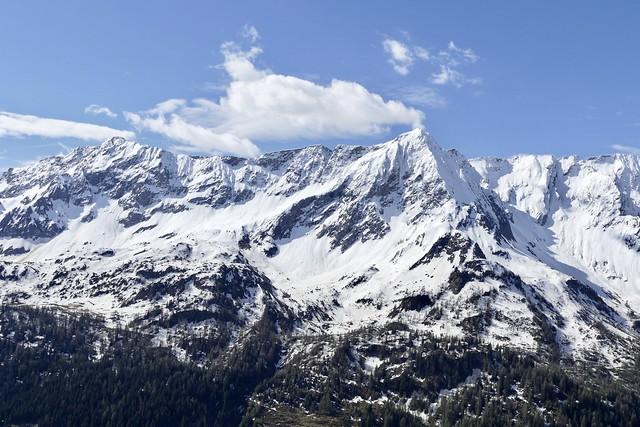 Ponc. di Mezzadi Passo del Sassi Ponc. di Vespero Swiss Alps Switzerland