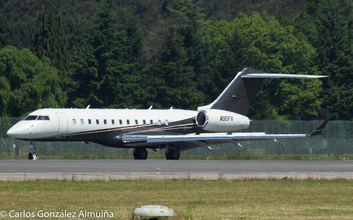 Bombardier Global Express /Flexjet