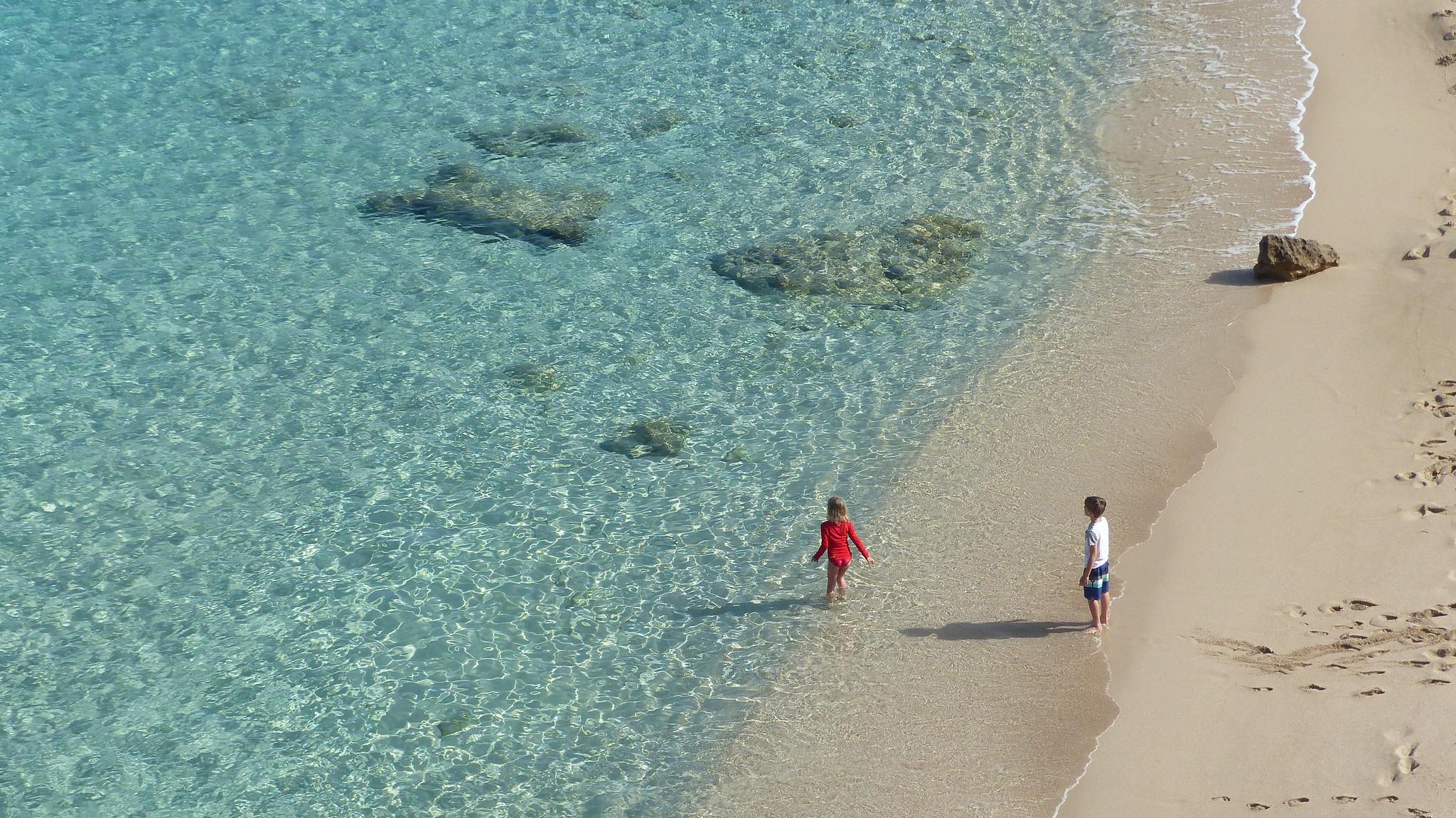 Cala Conta, Ibiza, 26 de mayo 2021