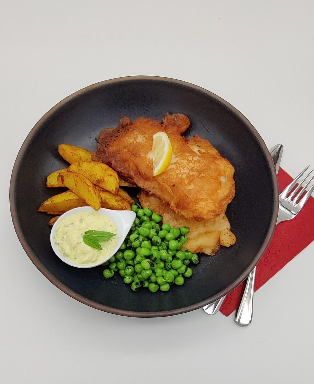 Fish 'n' chips 🇬🇧