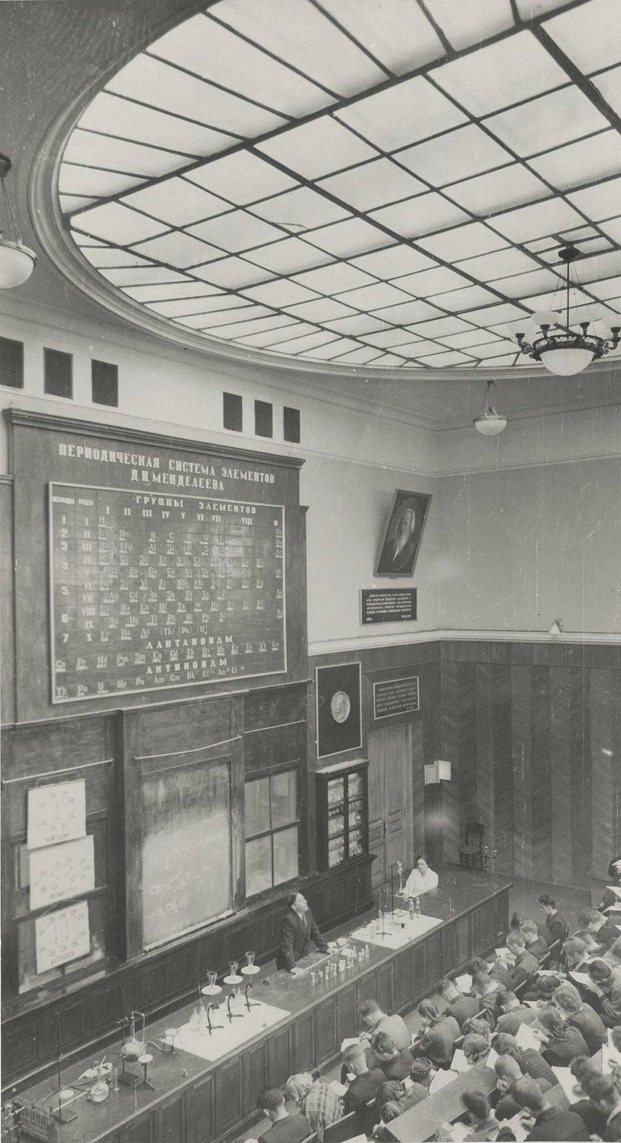 1950. Сельскохозяйственная академия им. К.А. Тимирязева