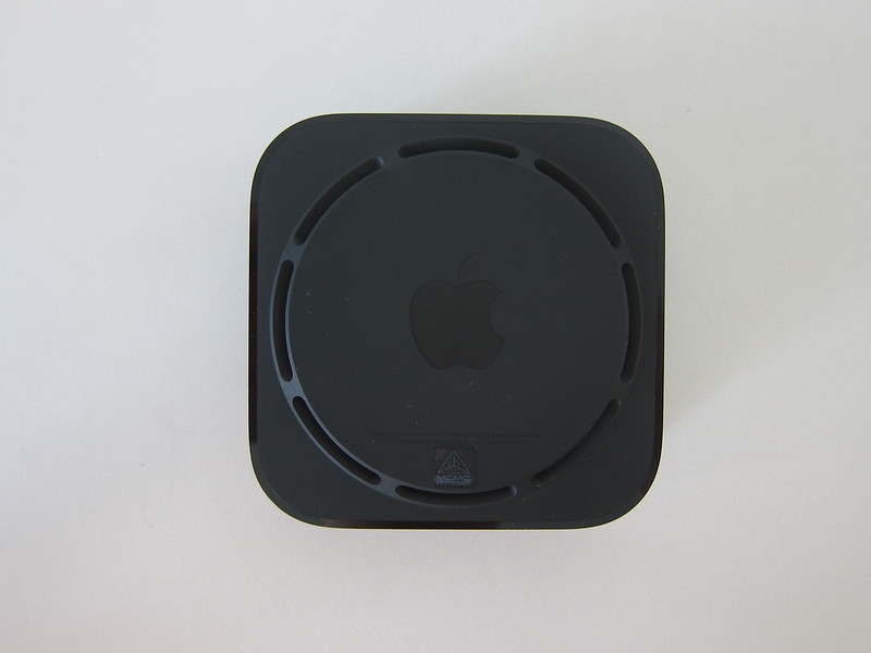Apple TV 4K (2nd Generation) - Bottom