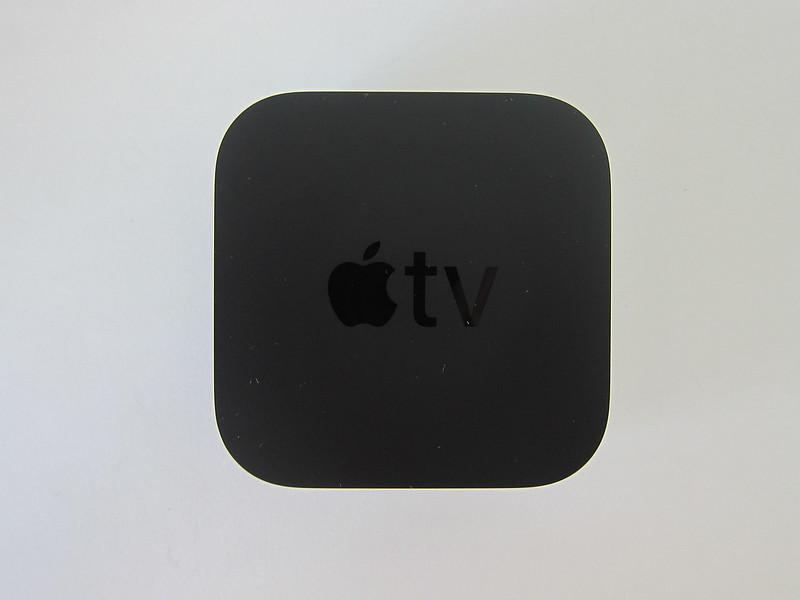 Apple TV 4K (2nd Generation) - Top