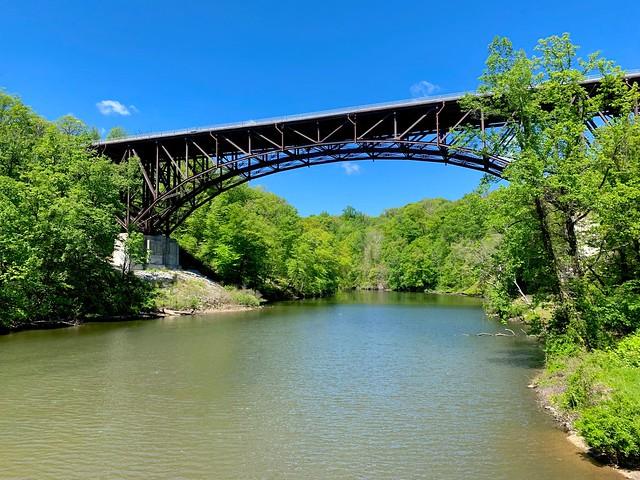 Local bridge.
