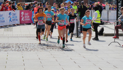 Český běh žen aneb zlatý