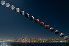 Lunar Eclipse, May 26 2021