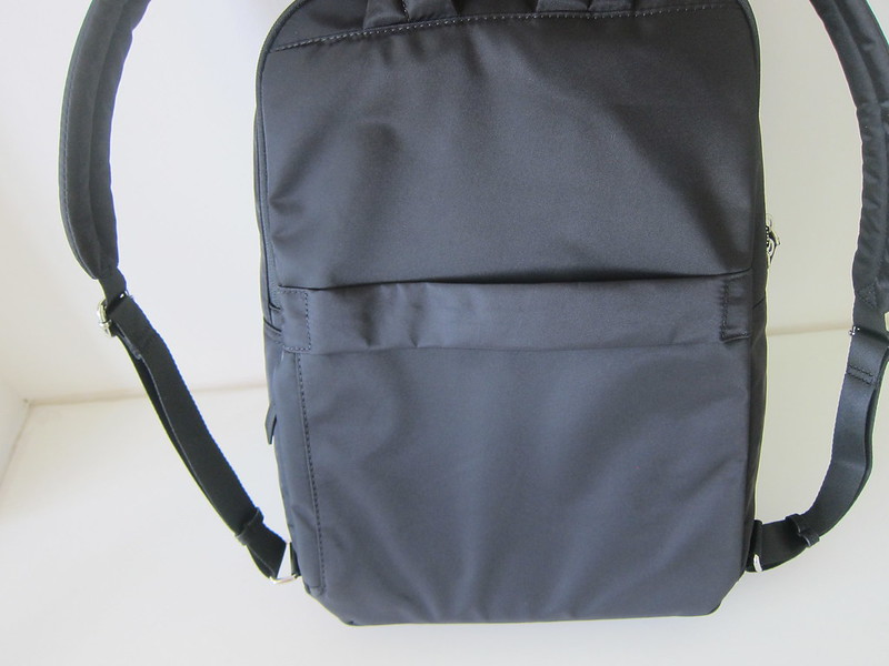 Targus 15 Inch Newport Backpack - Luggage Strap