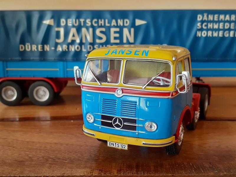 Mercedes Benz LPS 333 - Jansen - 1958