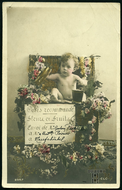 ArchivTappen233A991 Postkarte (front), Frankreich, 1900er