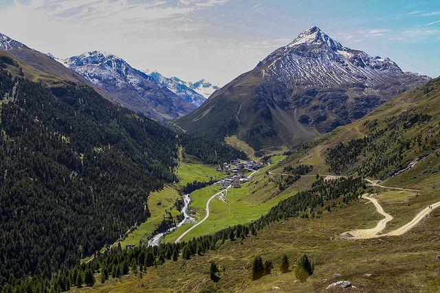 Mountaineer village