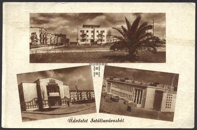 ArchivTappen233A996 Grüße von Stalin, Ungarn, 1950er