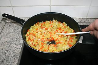 19 - Braise onion / Zwiebel andünsten