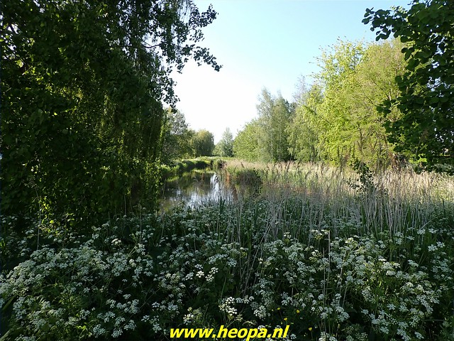 2021-05-29 Almere Tussen Hollandsebrug-Stichtsebrug en A6 26 Km (57)