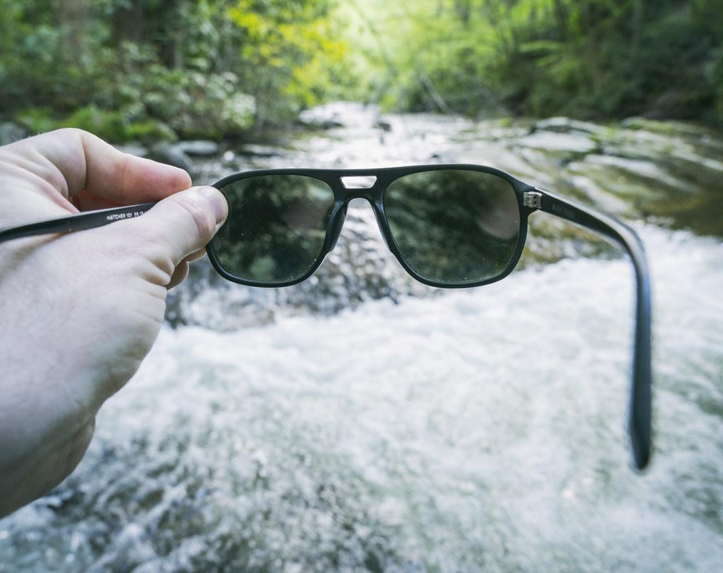 Dusty & Polarized Lenses