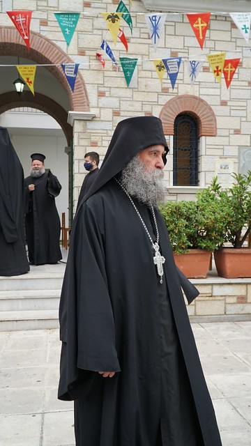 Πανήγυρις Αγίου Βησσαρίωνος Πολιούχου Τρικάλων 30 Μαΐου 2021