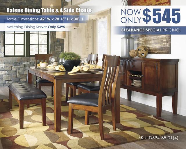 Ralene Dining Table & 4 Chairs_D594-35-MOOD-B