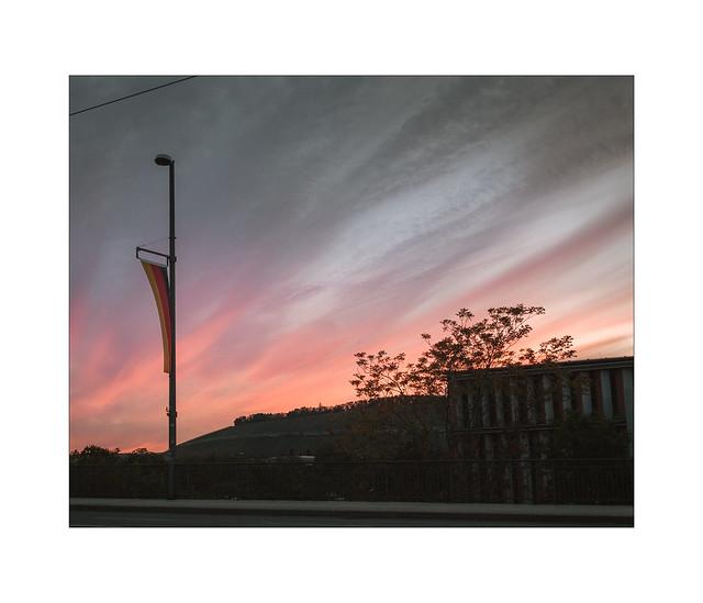 Sunset over Corruption