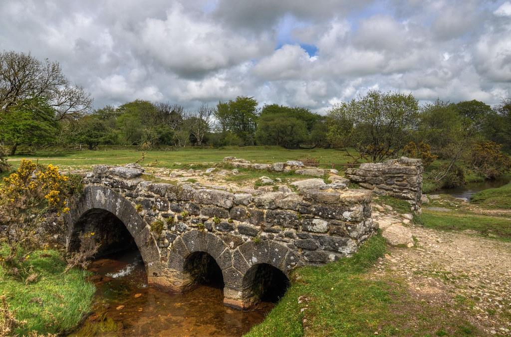 Bowithick Bridge, Bodmin Moor, Cornwall (Explored)