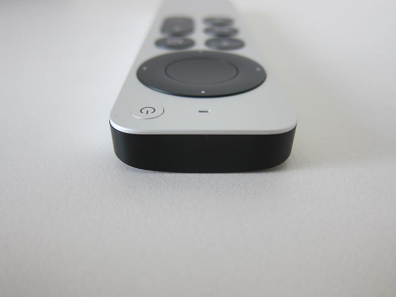 Apple TV 4K (2nd Generation) - Remote - Top - IR Port
