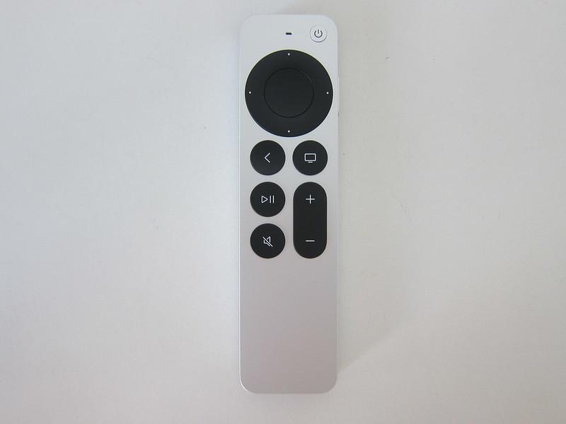 Apple TV 4K (2nd Generation) - Remote - Front