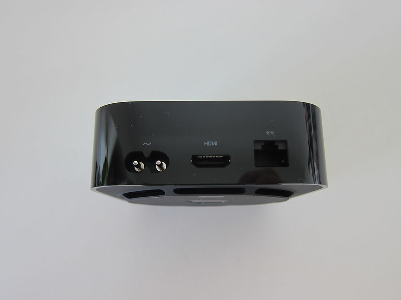 Apple TV 4K (2nd Generation) - Back