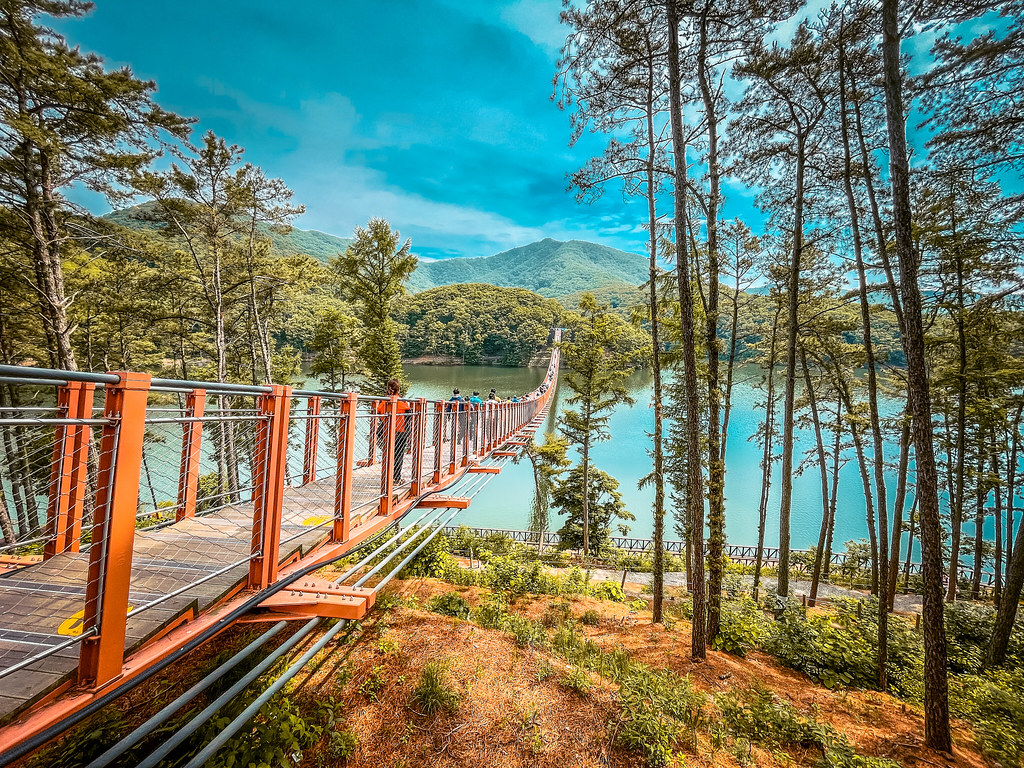 Things to do in Paju - Red Bridge