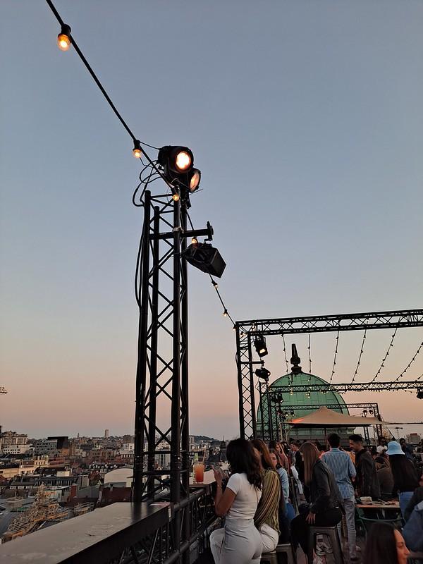 Jardin rooftop