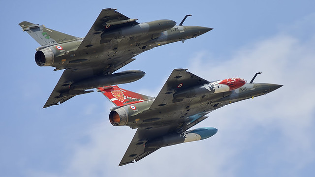 Mirage 2000 Couteau Delta
