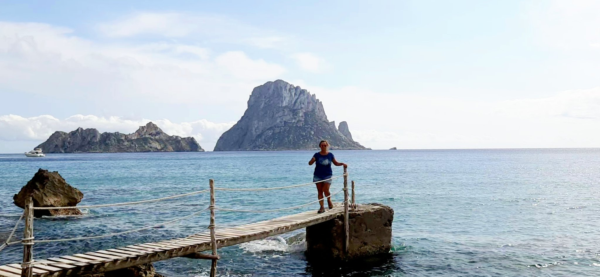 Cala D'Hort, Ibiza, 25 de mayo 2021