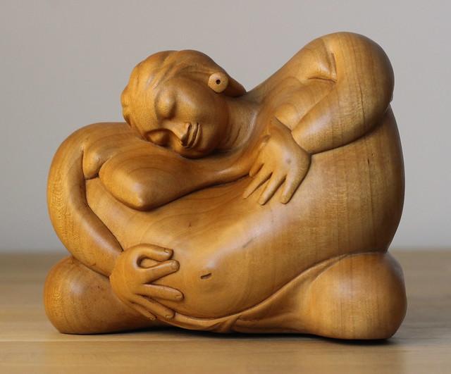 Balinese wood carving # 12