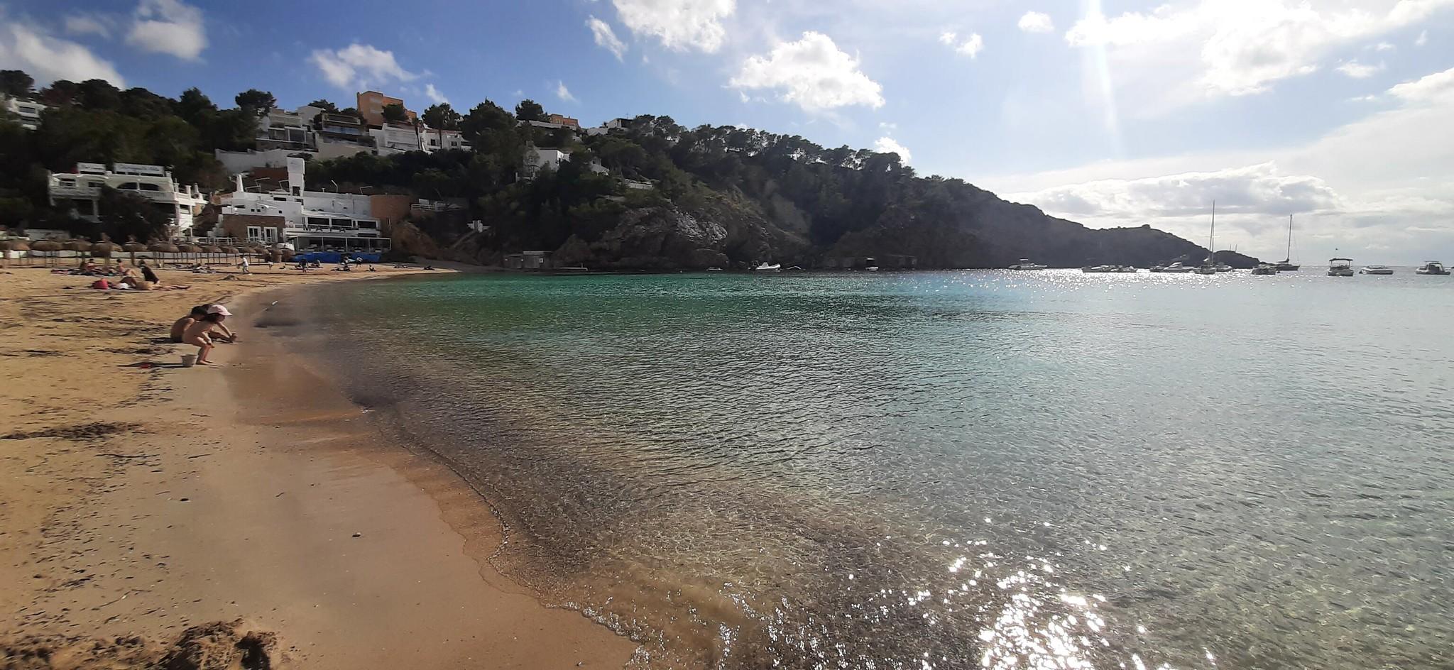 Cala Vadella, Ibiza, 25 de mayo 2021
