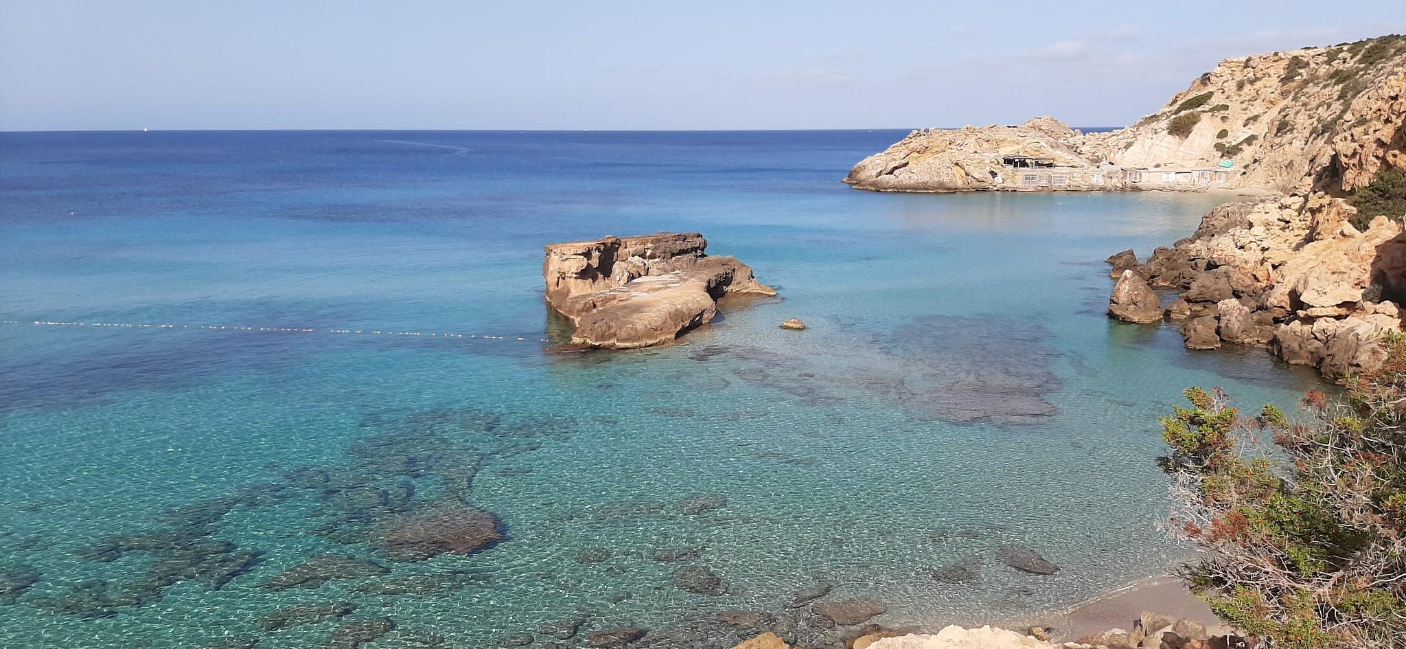 Cala Tarida, Ibiza, 26 de mayo 2021