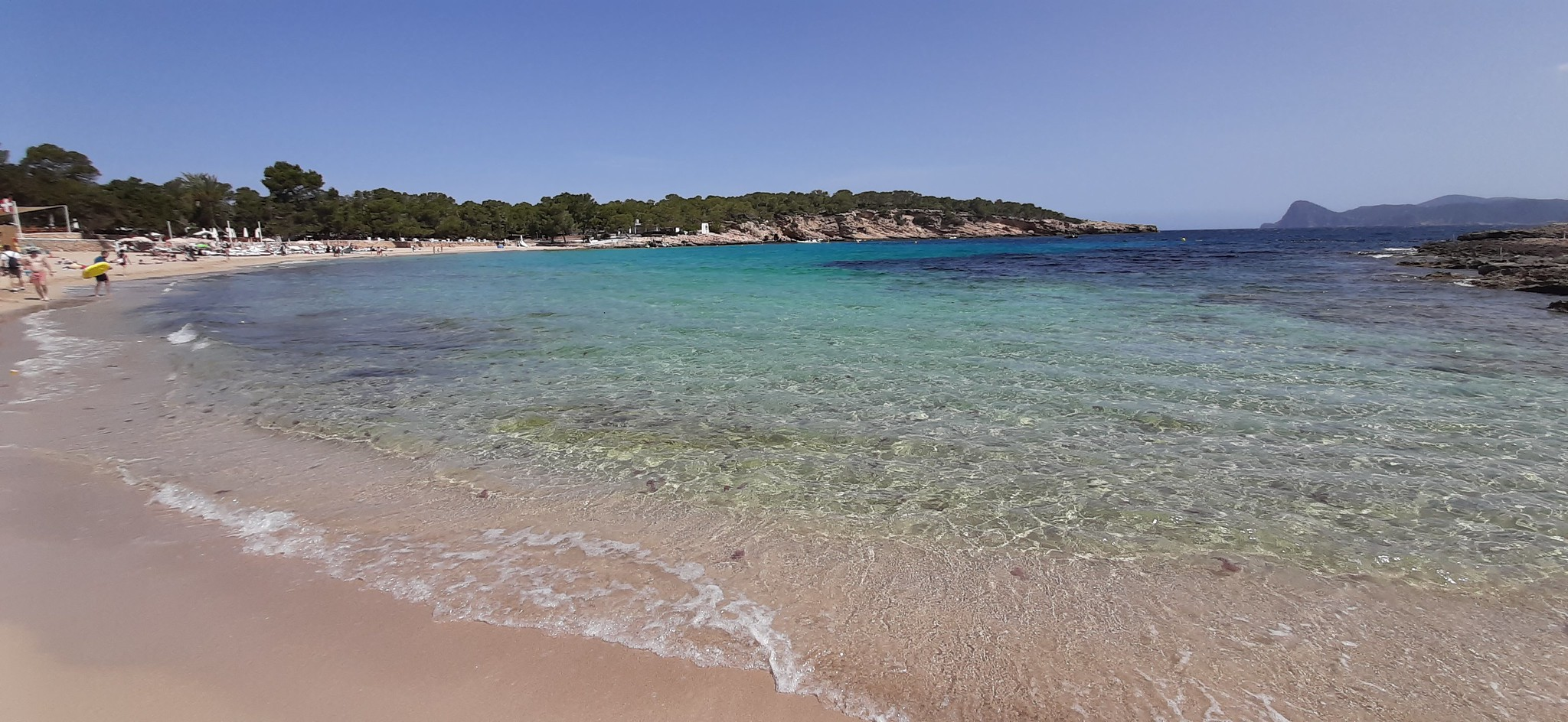 Cala Bassa, Ibiza, 26 de mayo 2021