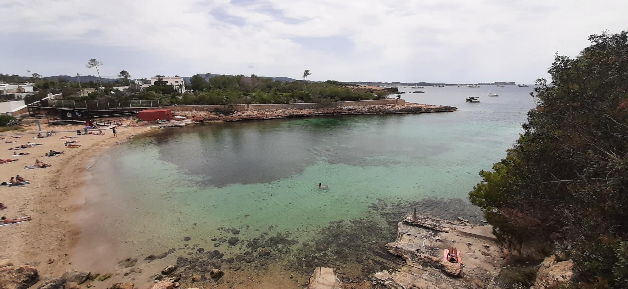 Cala Gració, Ibiza, 26 de mayo 2021