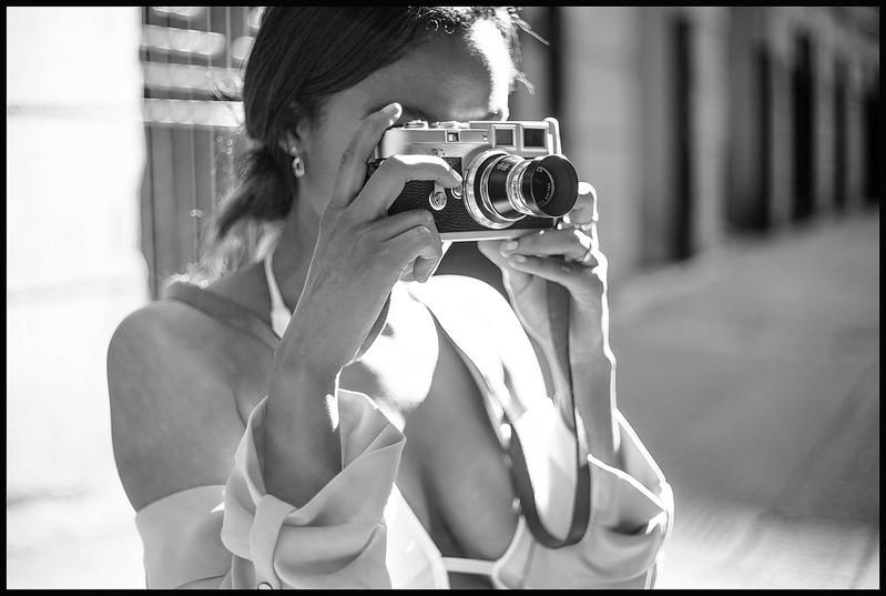 Leica Summicron-R 50mm f2 Portrait