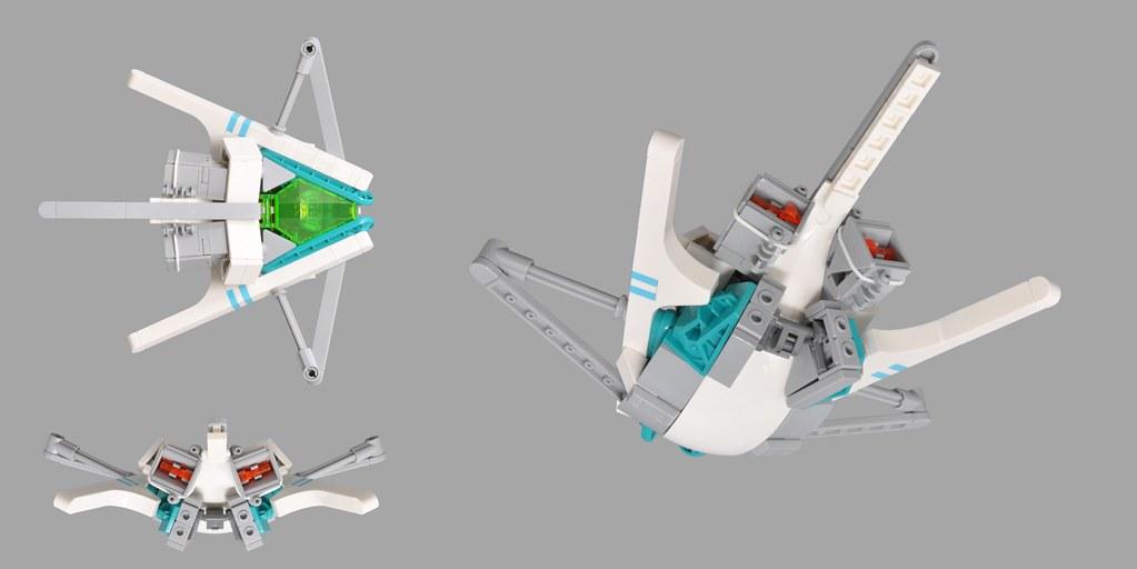 Aerosprite Stunt Craft(2)
