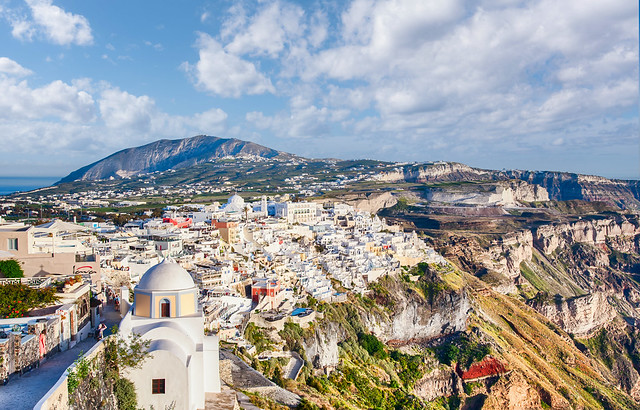 Fira / Santorini, Greece