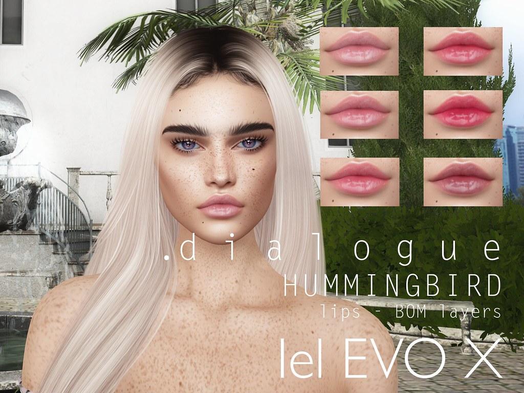 .dialogue Hummingbird lip gloss @ :::Beauty 60:::