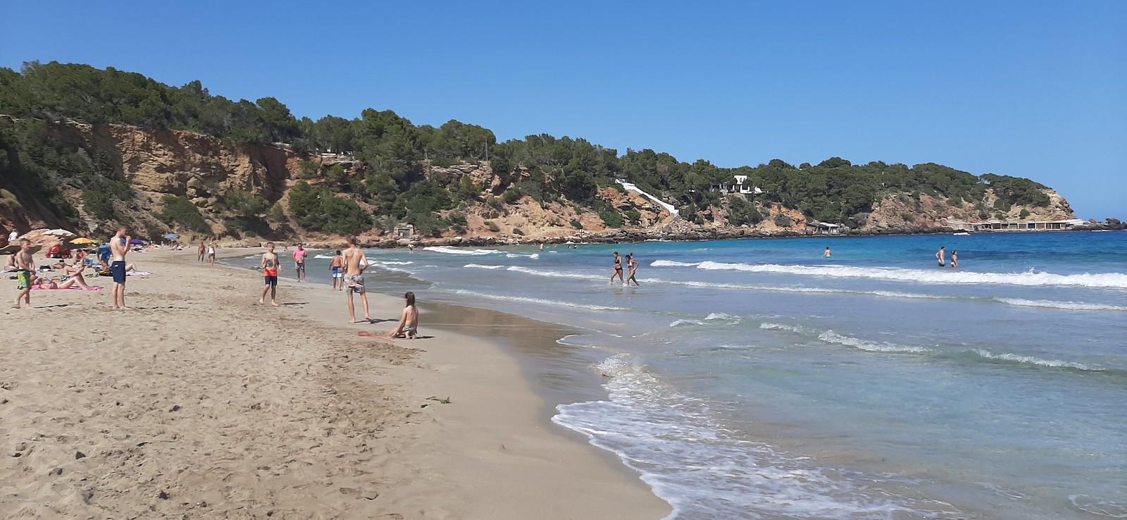 Cala Llenya, Ibiza, 28 de mayo 2021
