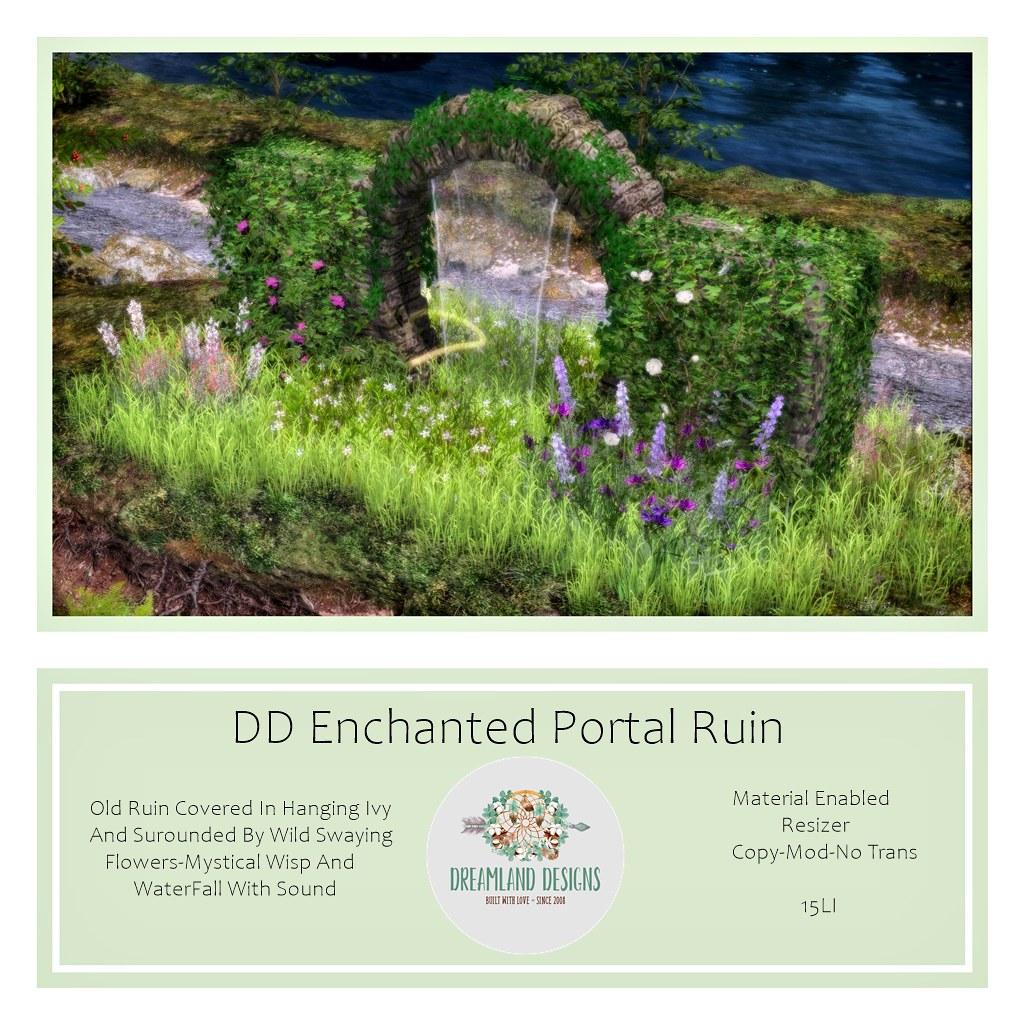 DD Enchanted Portal Ruin AD