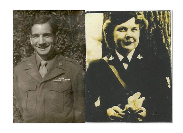 Ralph & Lois Trudel-WWII