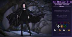 DREAMCATCHER // Vampire's cloak - unisex @ RITUAL