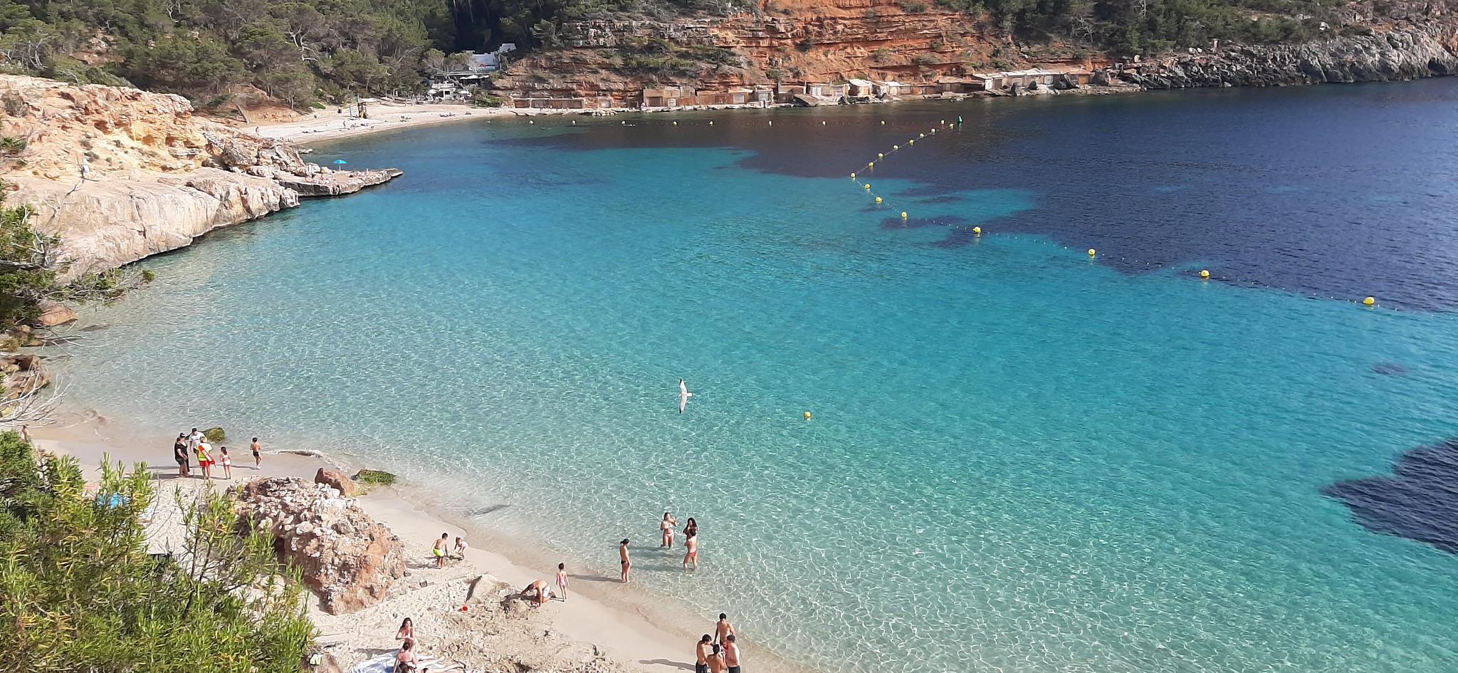 Cala Saladeta, Ibiza, 26 de mayo 2021